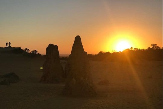 Half Day Pinnacles Sunset Tour